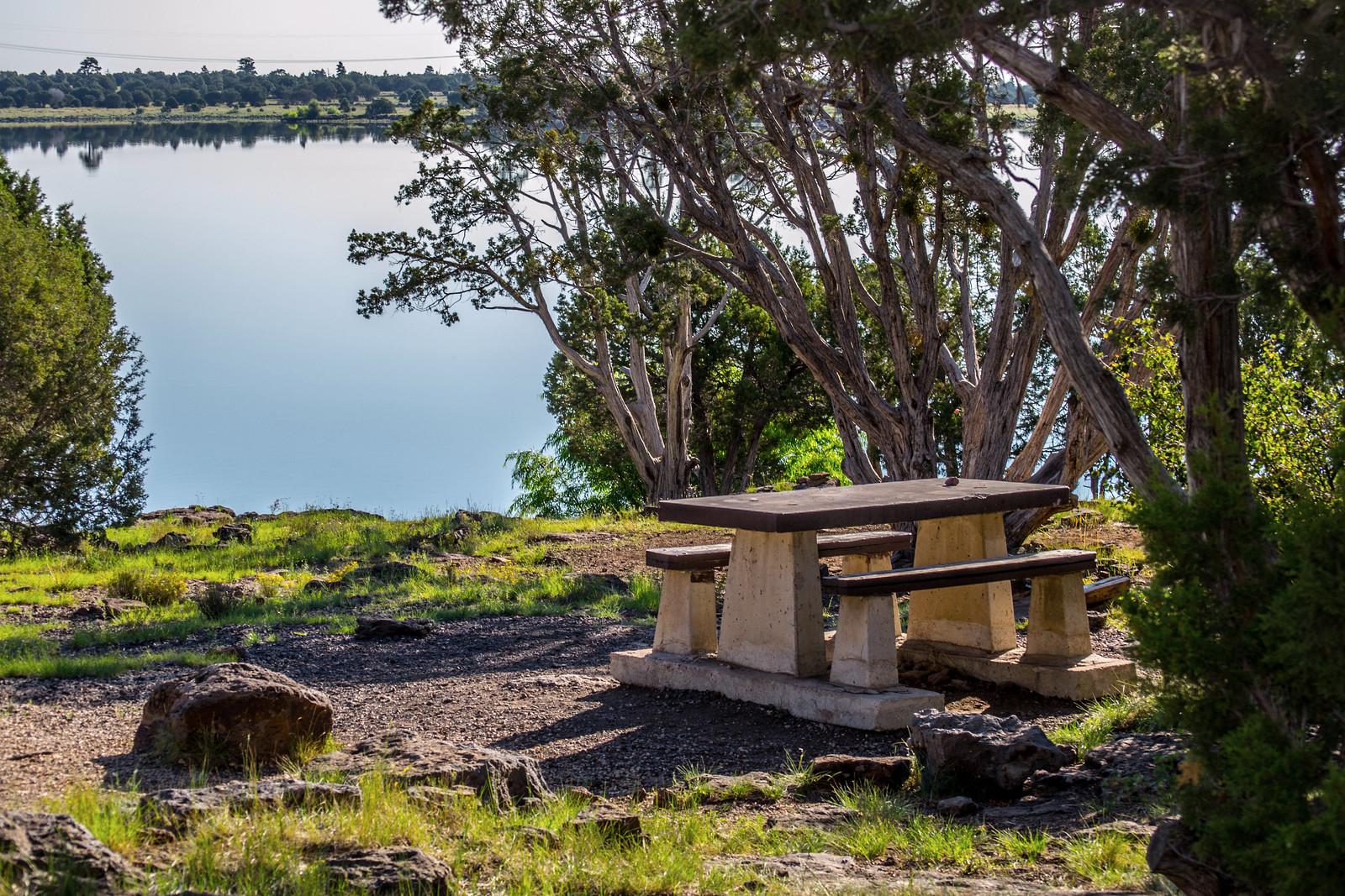 Ashurst Lake Campground - Roadside Secrets